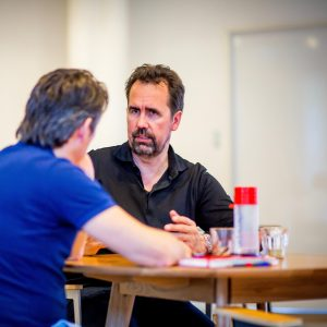 ScaleUpNation's founder and CEO Menno Van Dijk advises scale-up founder in Amsterdam