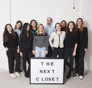 The Next Closet team is dedicated to lowering the impact of the fashion industry