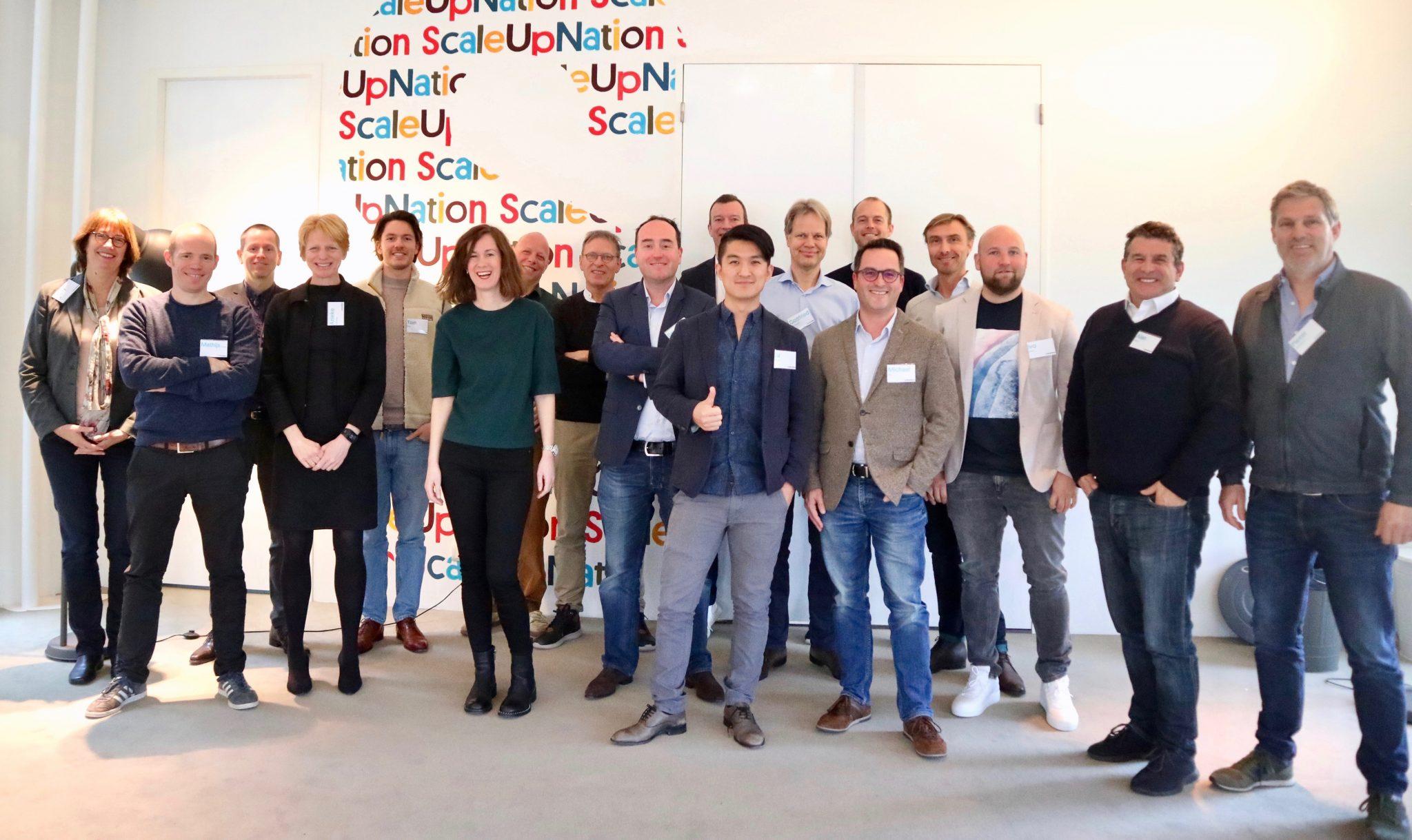 Scaleupnation Board Program cohort