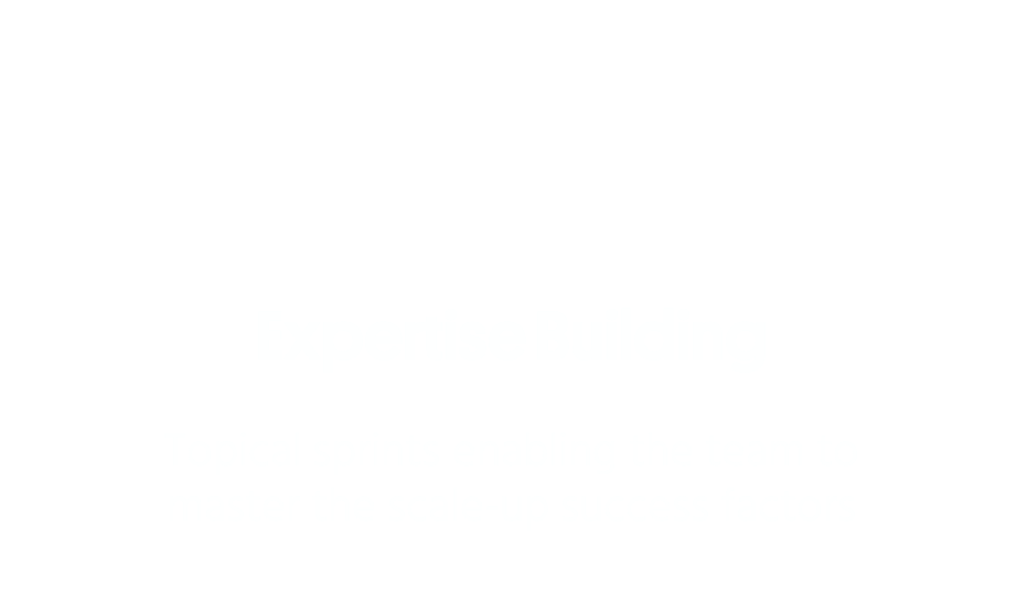 Expertise building