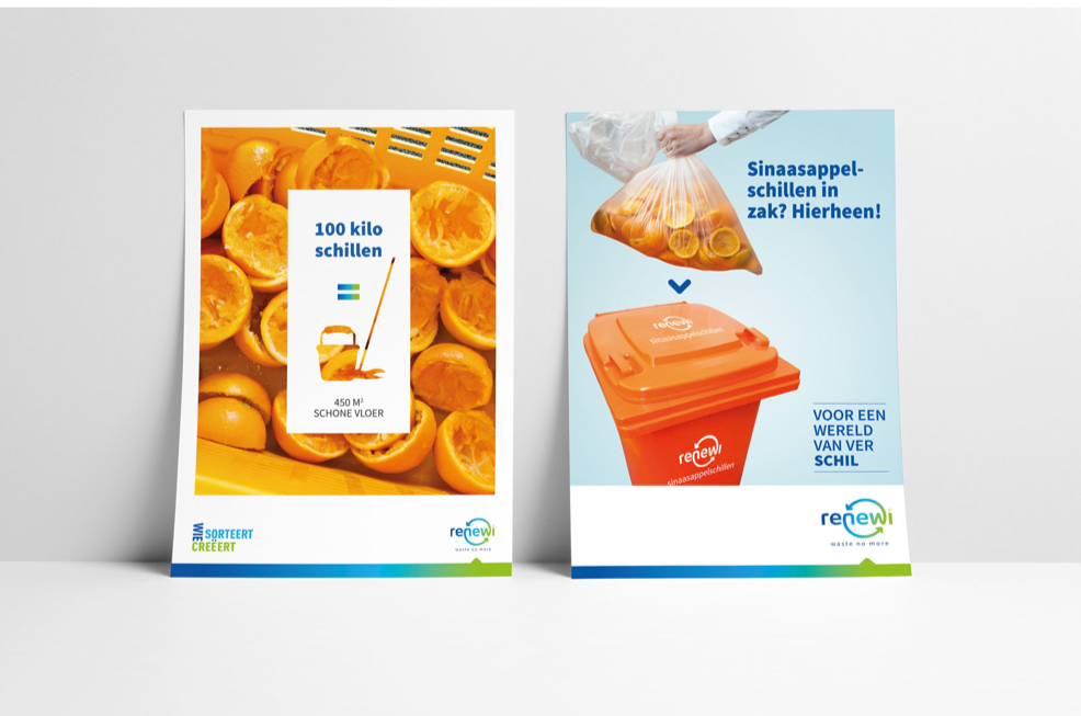 One of the leading Dutch supermarkets, Jumbo, with over 650 sales points across the Netherlands, are the biggest partners of PeelPioneers and together with Renewi, this collaboration efficiently services two thirds of all Jumbo stores.