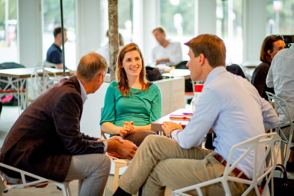 Scale-up CEOs meet to explore The Art of Scaling