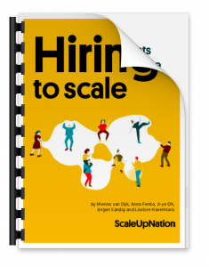 Hiring to scale