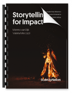 Storytelling for impact can be achieved in 6 steps
