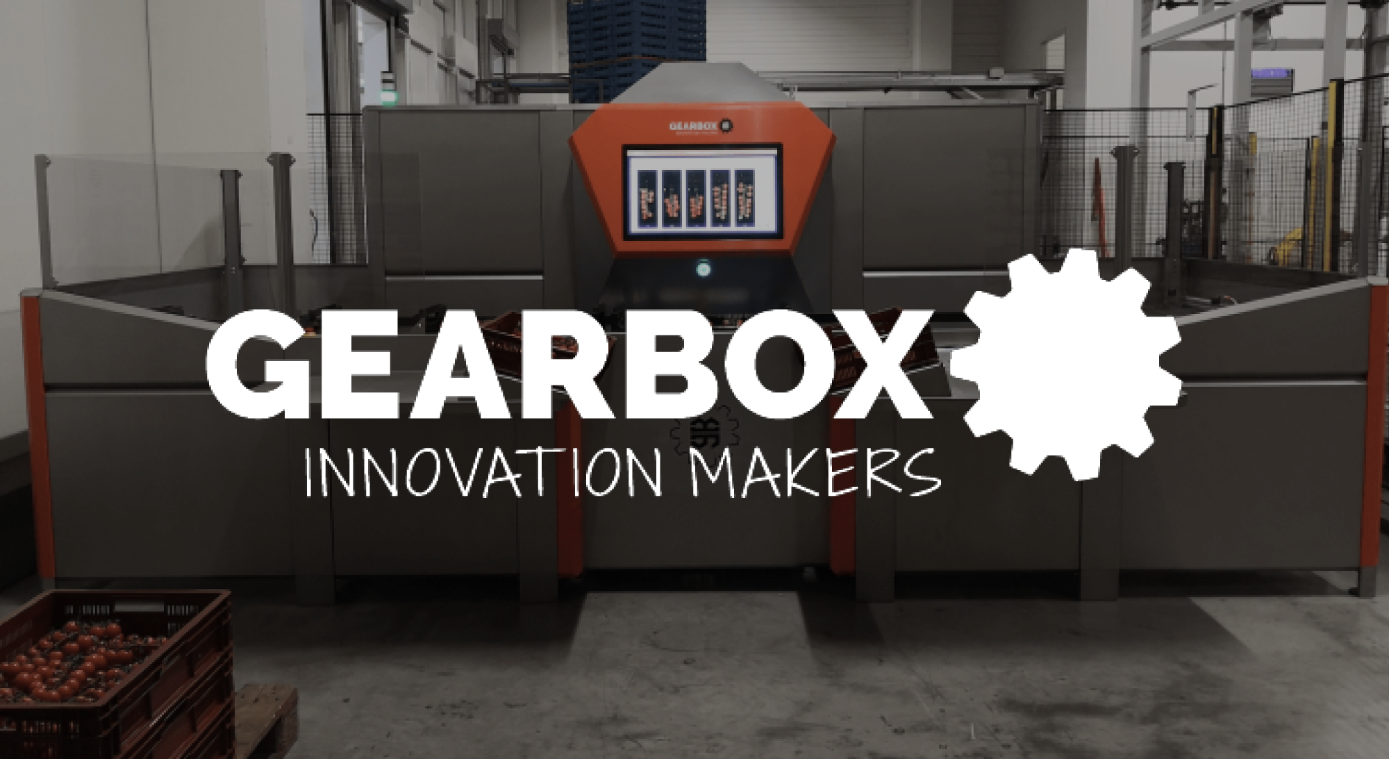 Gearbox innovations produces Deep tech and automation for horticulture - ScaleUpFood Class 1