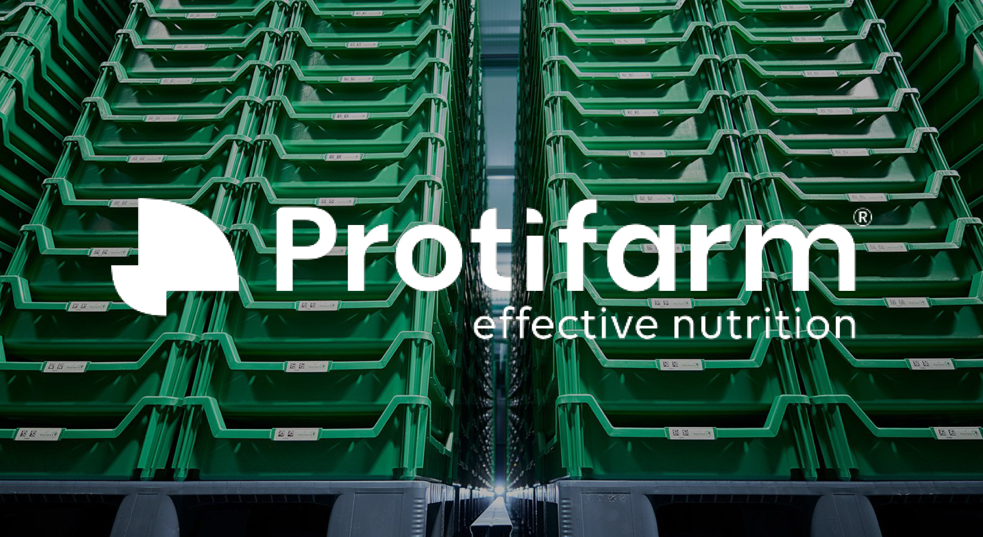 Protifarm produces sustainable, high quality insect ingredients for the food and pharmaceutical industries.