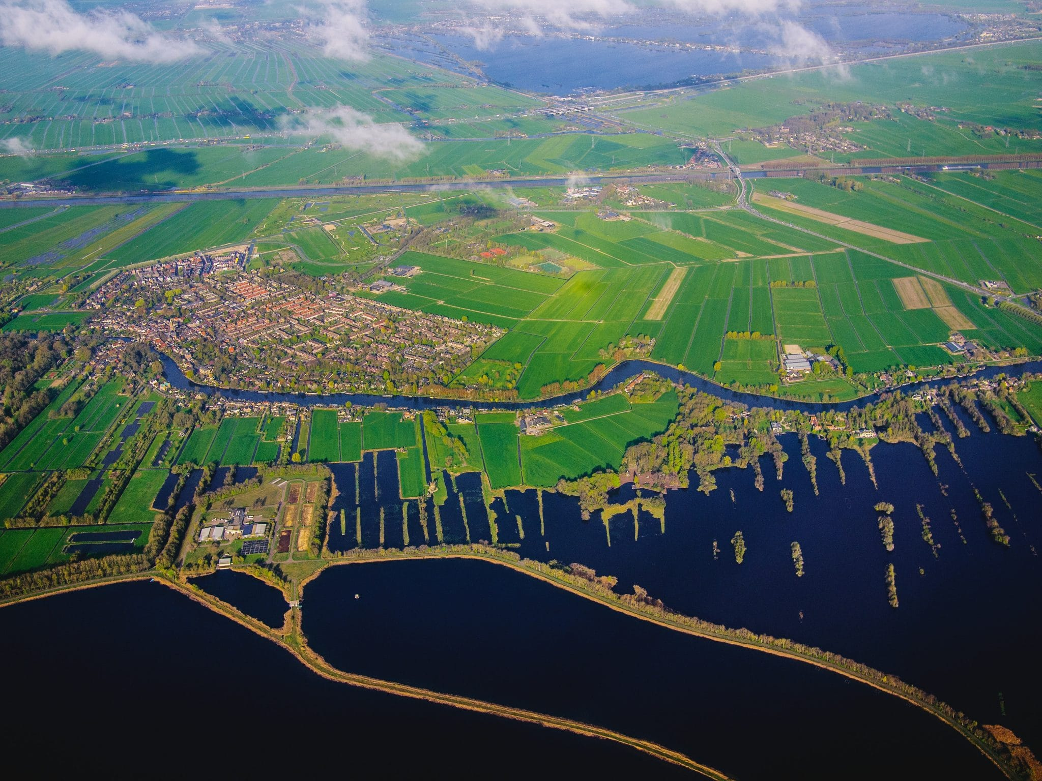 Just announced: new Land in the Netherlands program