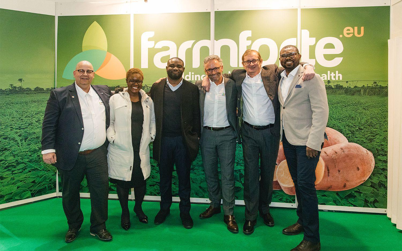 Scaling a Food&Agri venture internationally: Farmforte