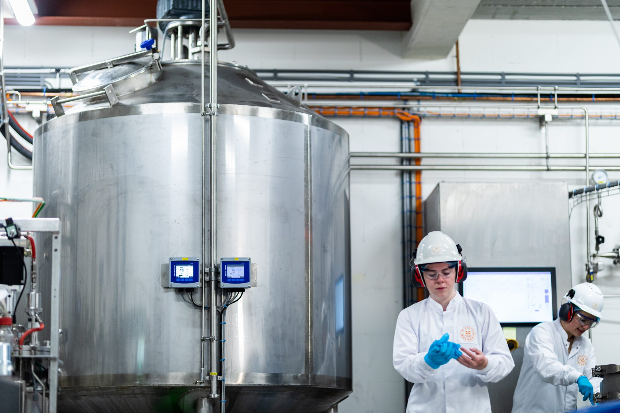 The Protein Brewery: fermenting the protein of the future