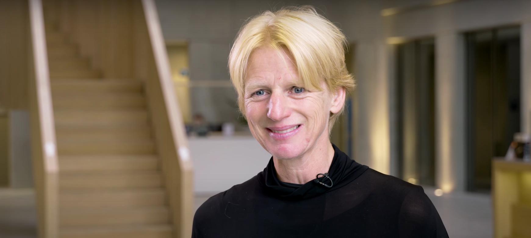 The Art of Scaling team: Anieke Wierenga