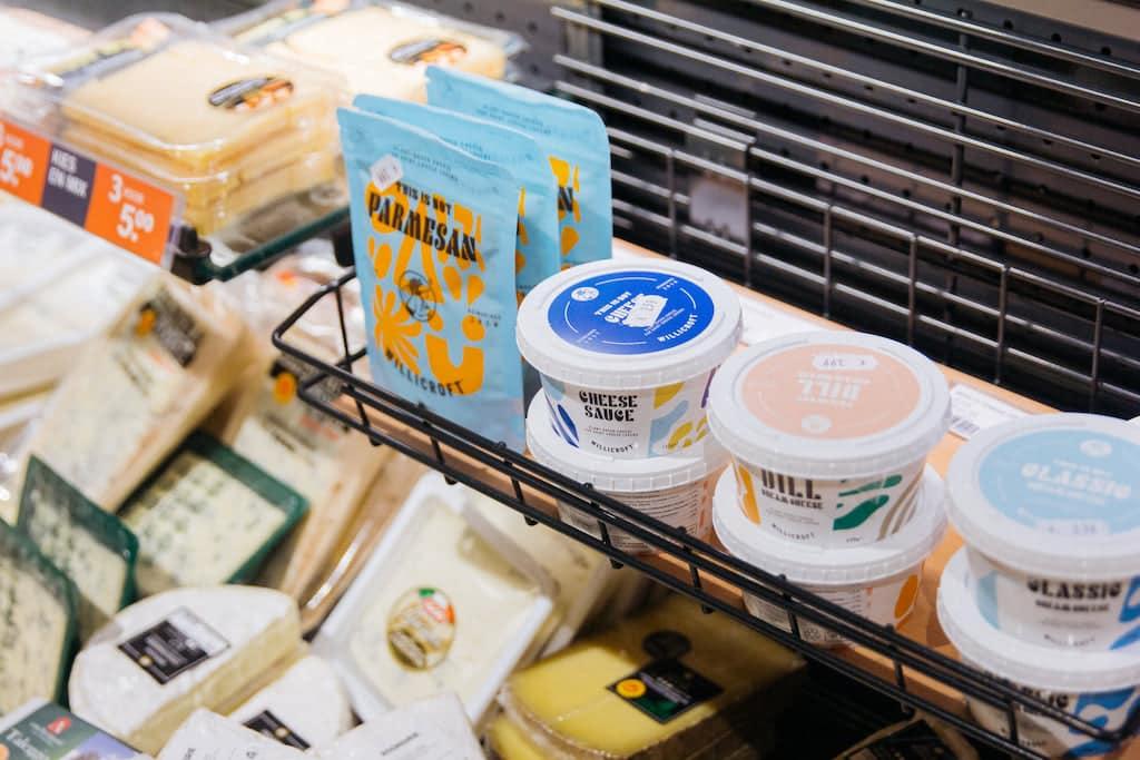 Rival Foods, Grassa, De Nieuwe Melkboer & Willicroft selected for the first Protein Fastlane program